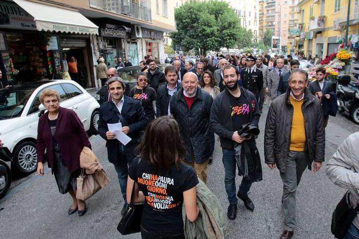 Image for Italie : vaincre la mafia en plein jour