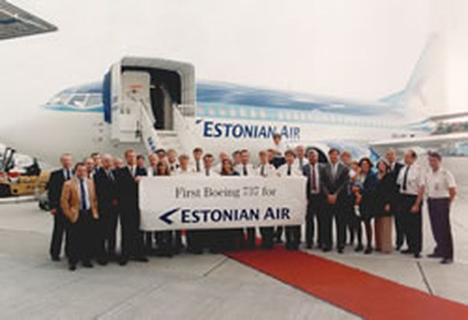 Image for Estonian Air Plans to Lay Off 63 Employees out of 467