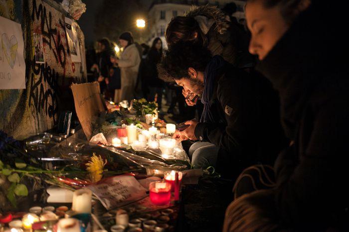 Image for Attentats de Paris : « L'amour est plus fort que la haine »