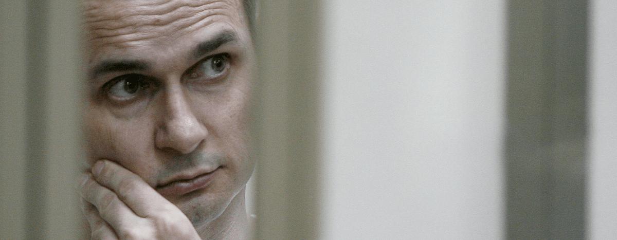 Image for Ciné-débat : le procès d'Oleg Sentsov