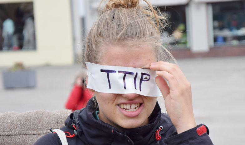 Image for Bruxelles déclarée« Zone hors TTIP» !