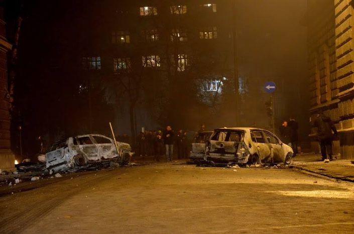 Image for Bosnie: le violent réveil de Sarajevo
