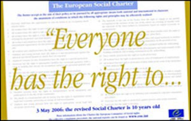 Image for Charte sociale européenne: la belle inconnue