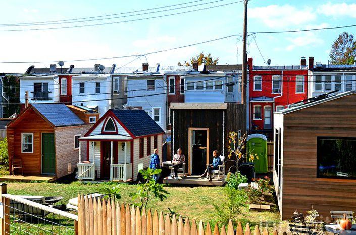 Image for Leben in Öko-Häusern: Bye-bye Beton