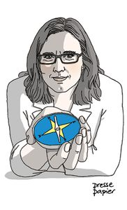 Image for Sweden's Cecilia Malmström: 'I'm a politician. It's not my task to impose an identity on people'