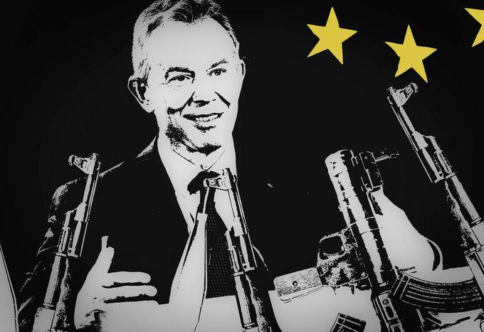 Image for Jean-Claude Juncker or Tony Blair for EU president?