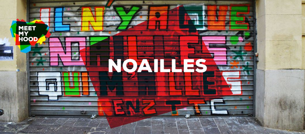 Image for Meet My Hood: Noailles, Marsylia