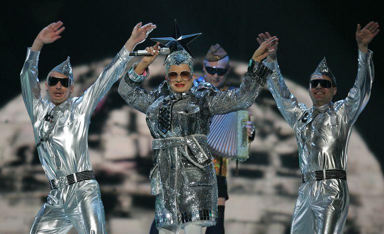 "Image for ""Twelve Points"": Eurovisión, festivalkitsch"
