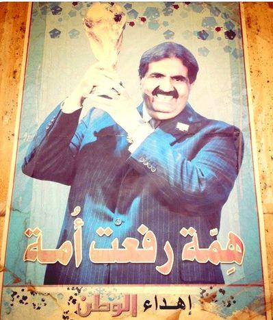 Image for Katar: Ein Land so groß wie Korsika finanziert PSG