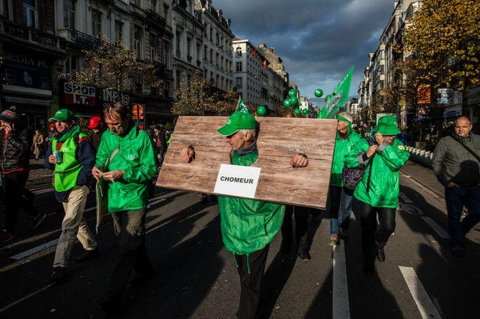 Image for Quand les Belges haussent le ton