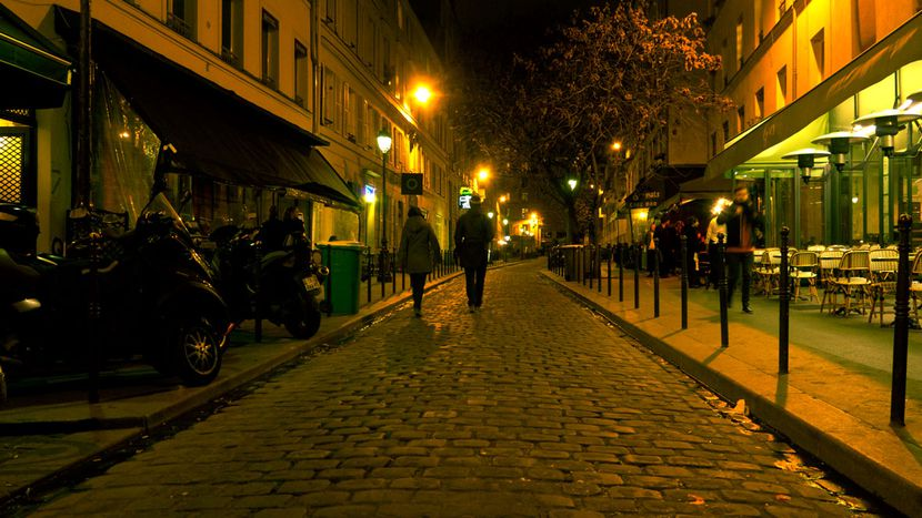 Image for Attacks in Paris: Waiting out the city's longest night