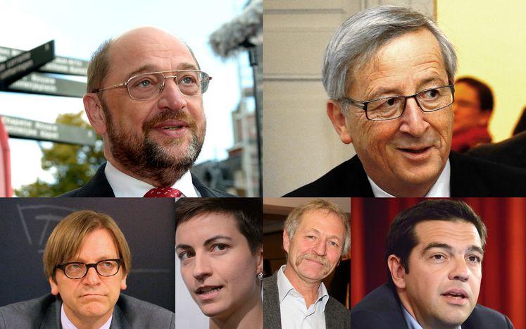 Image for EU debate 2014 : mon père passe à la télé!