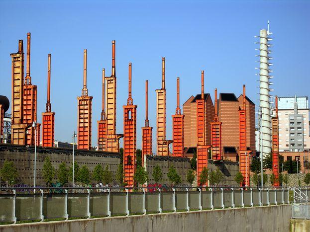 Image for Les lieux de la Turin post-industrielle: d'usines à centre culturels PARTIE II