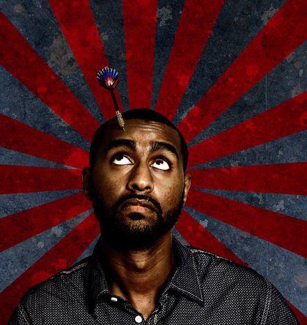 Image for Khalid Albaih: il rivoluzionario virtuale armato d'inchiostro