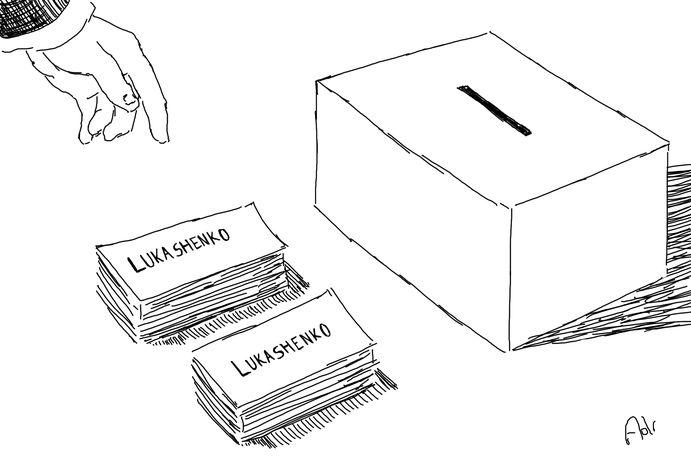 Image for Le dernier dictateur ? Cinq questions sur les élections présidentielles en Biélorussie