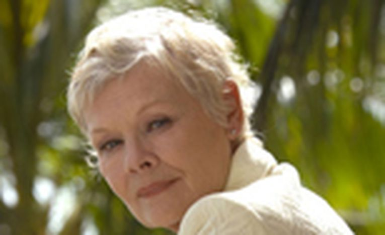Image for Judi Dench to get Crystal Globe at Karlovy Vary