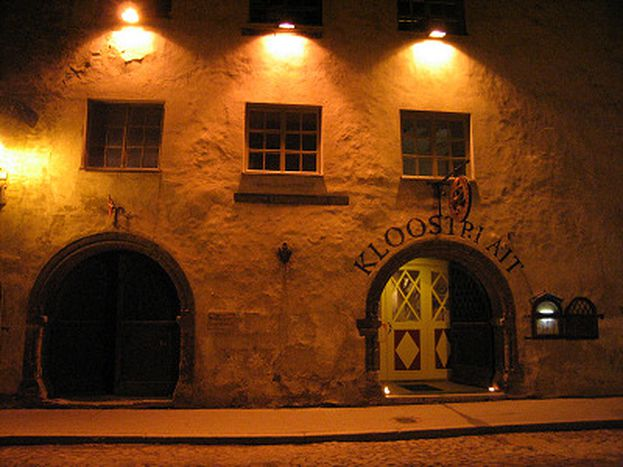 Image for Tallinn Guide: Restaurant Kloostri Ait Review