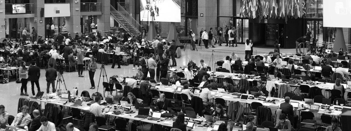 Image for 10 heures bloqués au Conseil européen