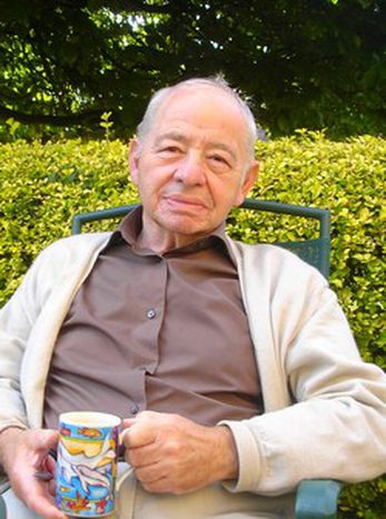 Image for Colin Dexter: 'Morse is human, a bit selfish and a snob'