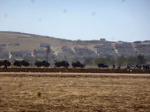 Image for La partita delicatissimadi Kobane