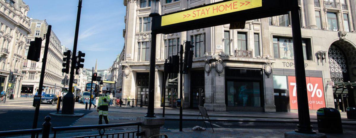 Image for Londres sin londinenses: 10 postales desde el confinamiento