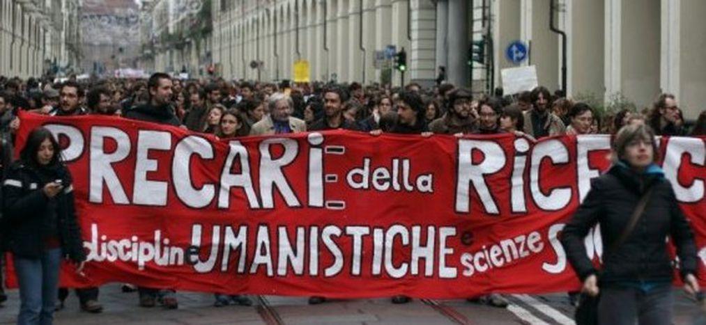 Image for La scuola italiana protesta