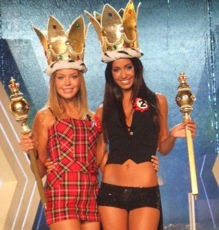 Image for L'ère Berlusconi et la politique des « show girls »