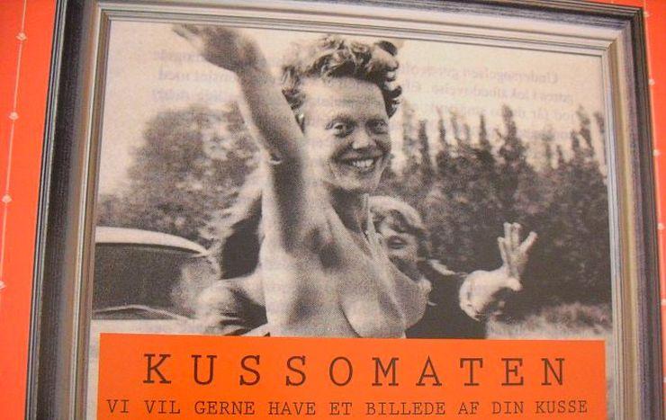 Image for «Kussomaten» : «Montrer le sexe féminin comme il est vraiment»