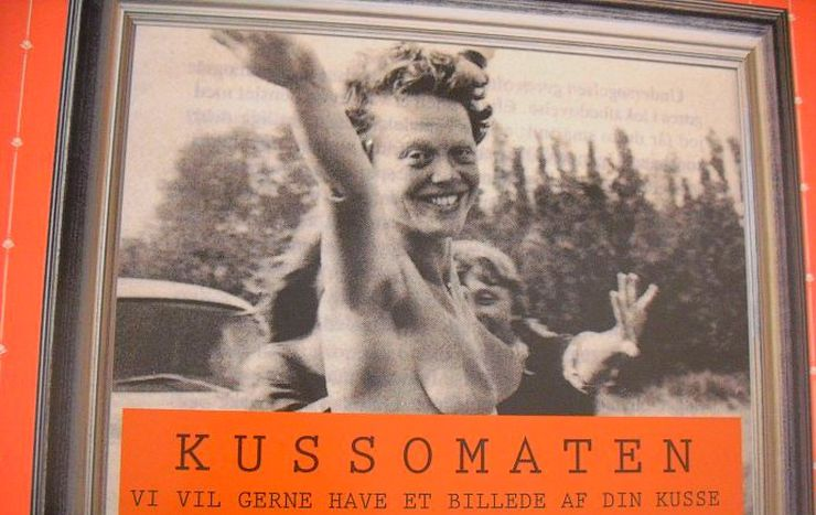 "Image for Kussomaten czyli ""cipkomat"": ostatni pomysł feministek z Danii"