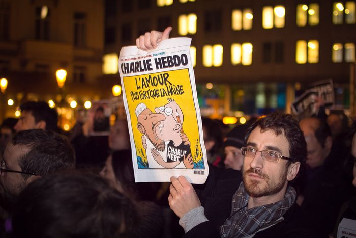 Image for Charlie Hebdo: A Brief History
