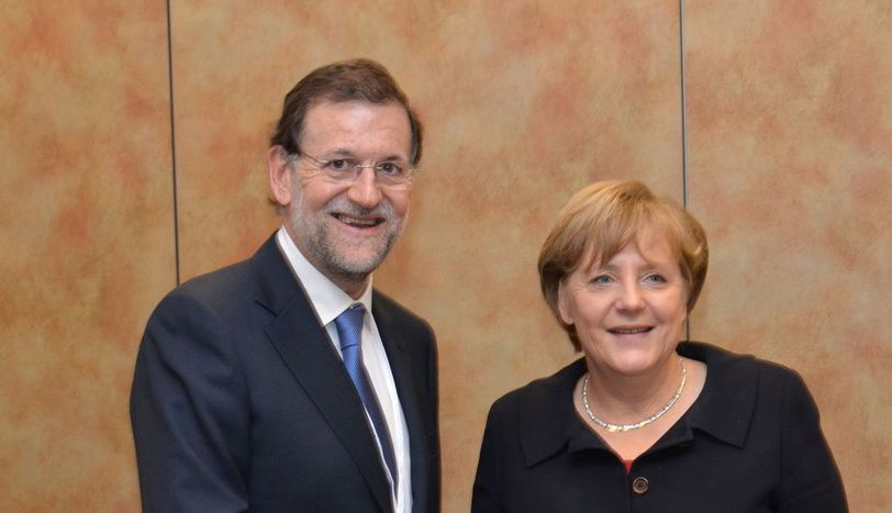 Image for Rajoy and Merkel to become Pilgrims on the Road to deciding EU Posts