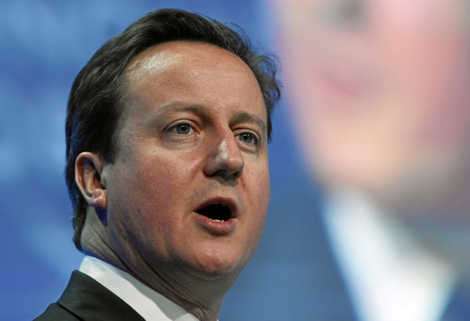 Image for How to lose friends and alienate people, or Cameron's EU policy