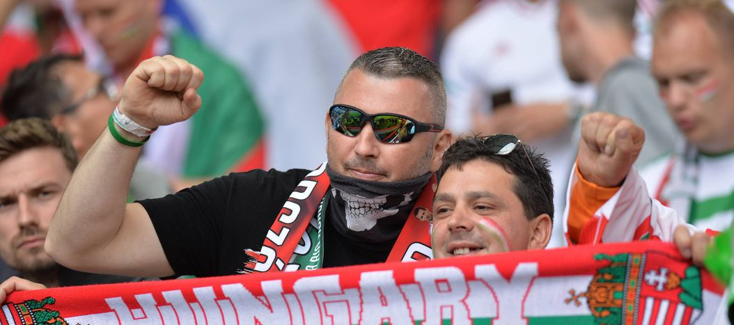 """Image for Euro 2016: Hungary, """"Pinch me, I'm dreaming"""""""