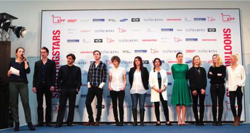Image for European Shooting Stars 2013 - Laura Birn