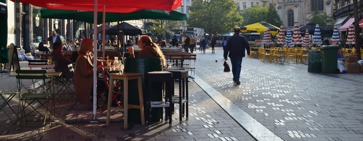 Image for Los habitantes de Bruselas y la UE: una historia de amor (e indiferencia)