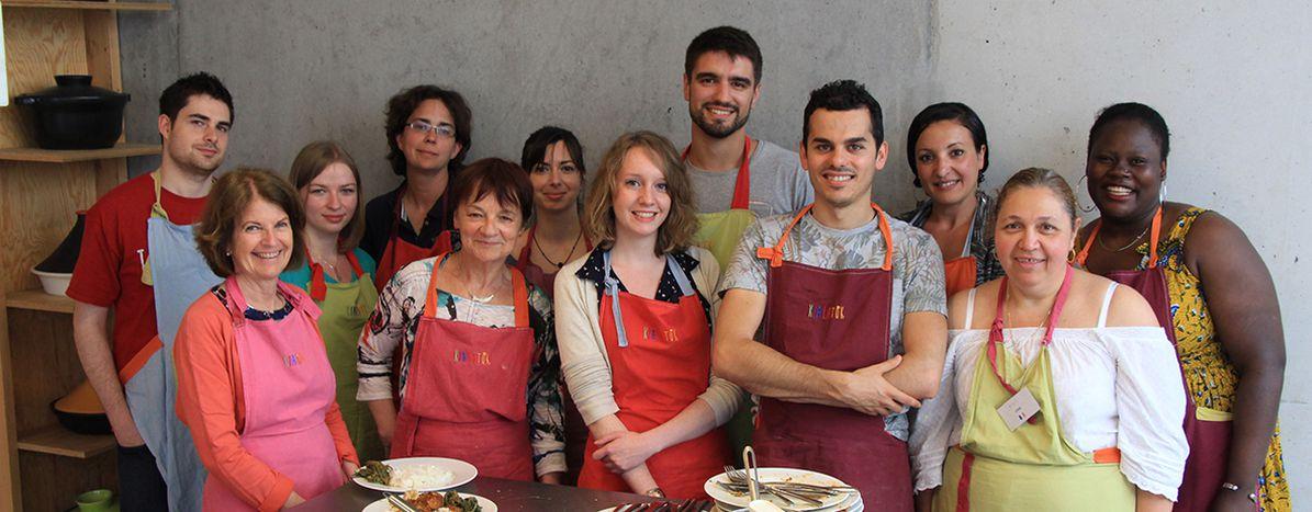 Image for Kialatok : cuisiner ensemble, c'est mieux