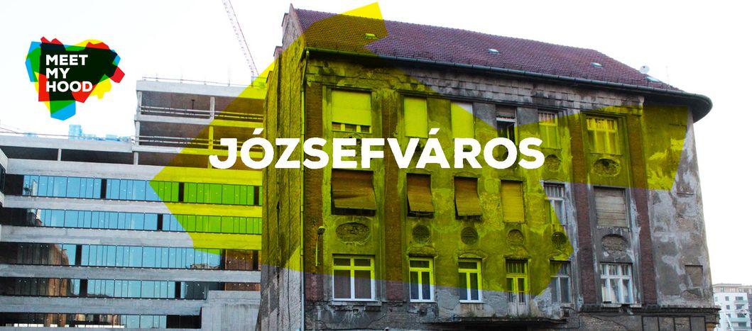 Image for Meet My Hood:Józsefváros, Budapest