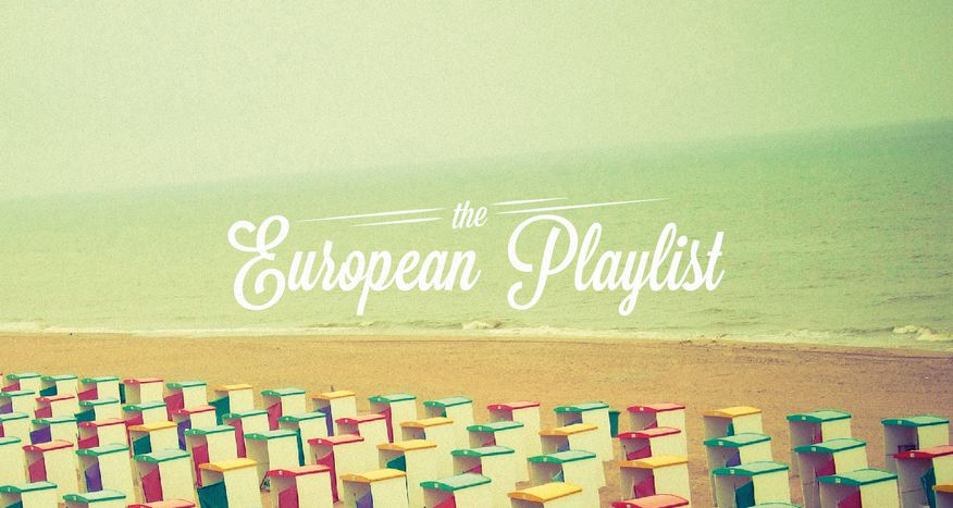 Image for La playlist européennedu webmaster