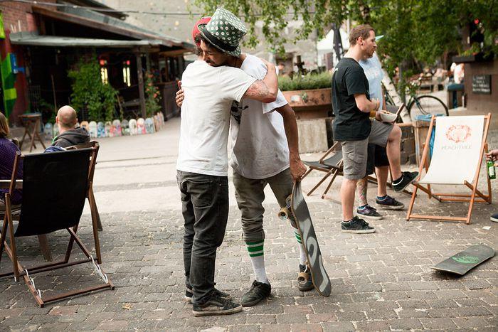 Image for Berlino e lo skate: la subcultura sfreccia sulla tavola