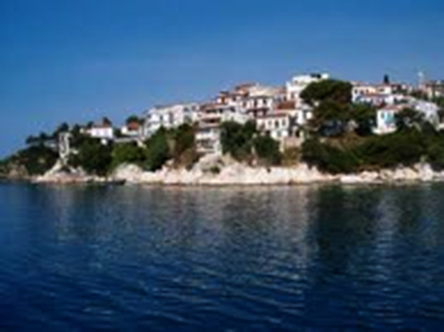 Image for Skiathos: the ''emerald'' of the Aegean