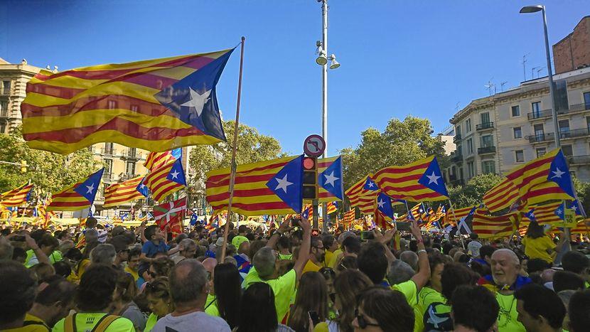 Image for Katalonien: Unglücklich in acht Sekunden