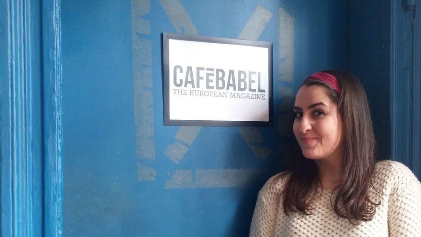 Image for Poznajcie Anę, nową redaktorkę hiszpańskiej wersji Cafébabel