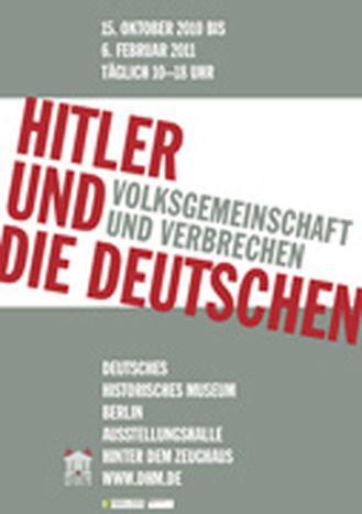 """Image for """"Hitler und die Deutschen"""" - eine gefährliche Beziehung"""