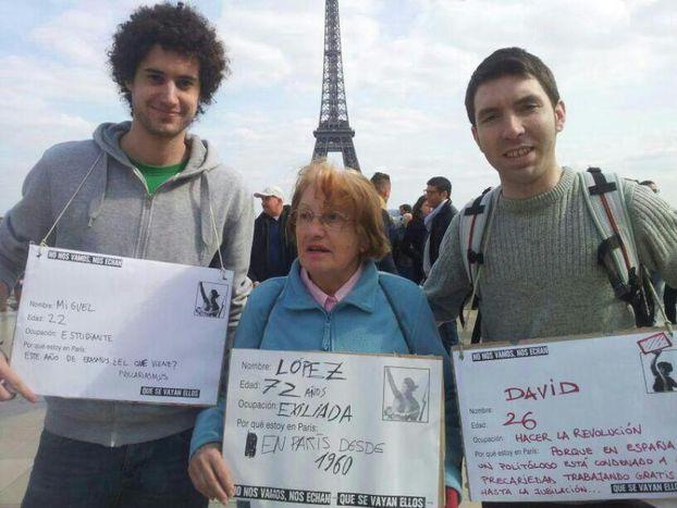 Image for La cara y cruz de la emigración española en París: antiguos emigrantes(II Parte)
