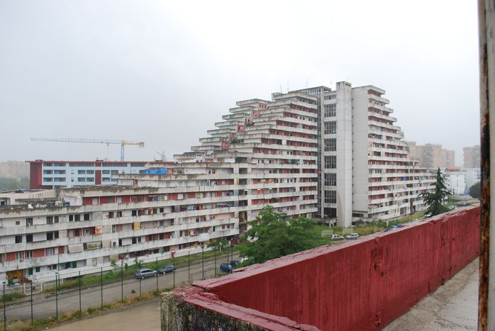 Image for Scampia, Naples: the suburb of dreamers