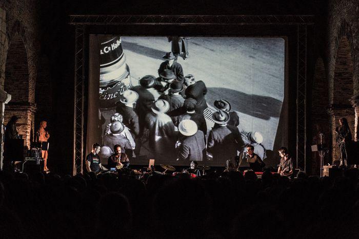 Image for Concert-Ciné: Zenzile ballade rythmes et riffs dans le Berlin des années 20