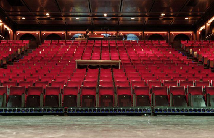 Image for Fabià Puigserver, fundador del Teatre Lliure.