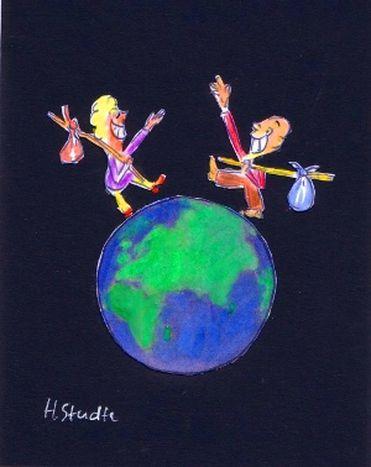 Image for Il mondo è piccolo