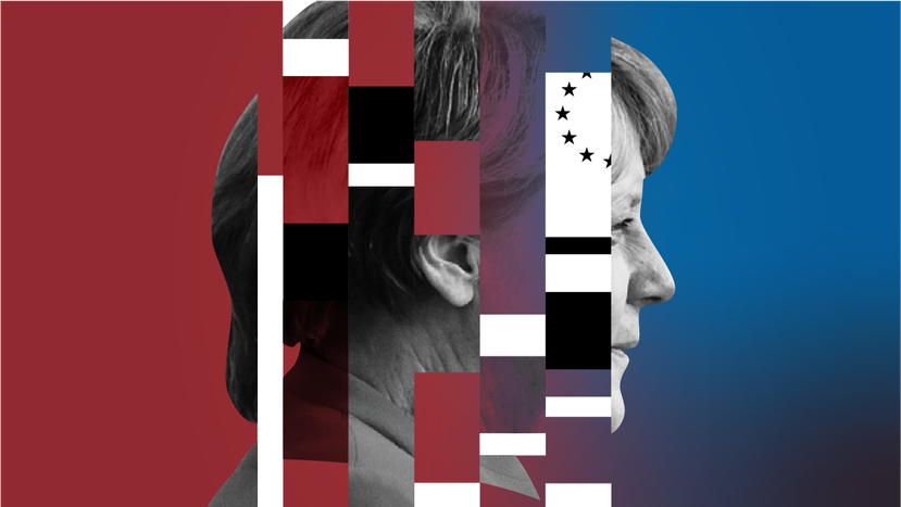 Image for The end of an era: who is Angela Merkel?