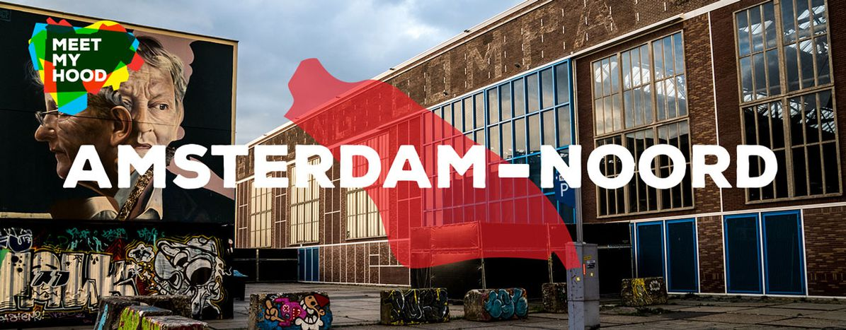 Image for Meet My Hood : Amsterdam-Nord